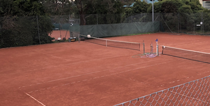 Tennis Court Hire For Non-Members Per Guest